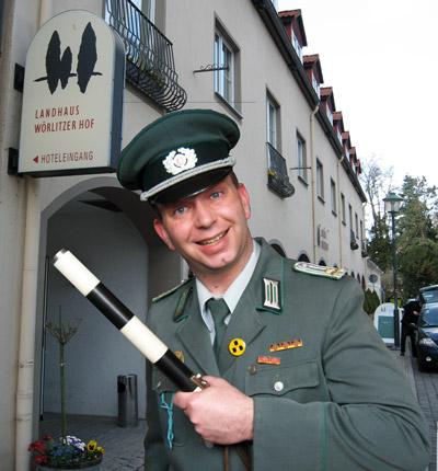 Komiker und Comedy Alleinunterhalter in Lutherstadt Wittenberg