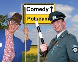 Komiker-in-Potsdam