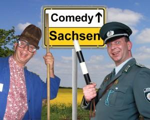 Komiker-in-Sachsen