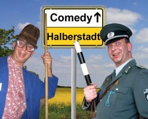 Komiker-Halberstadt