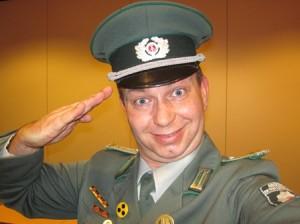 DDR Comedy und Unterhaltung zur Firmenfeier in Potsdam
