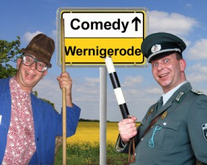Komiker-Wernigerode