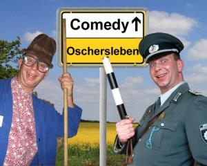 Komiker, Comedykünstler und Alleinunterhalter in Oschersleben und Bördekreis