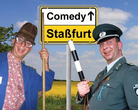 Comedy-Alleinunterhalter und Komiker in Staßfurt