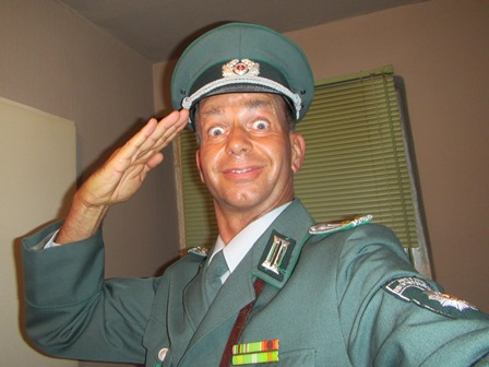 DDR Comedy zum 60. Geburtstag in Erfurt