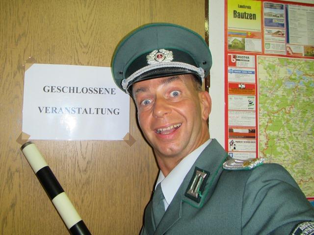 DDR Comedy Show in der Lausitz in Bautzen