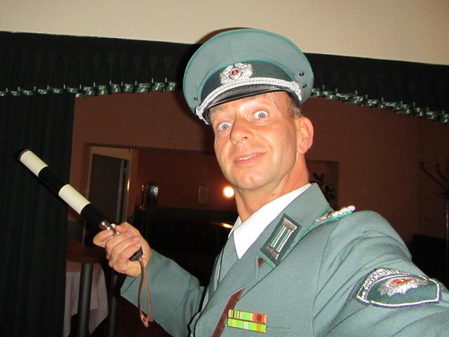 DDR Comedy Show in Klöetze in der Altmark