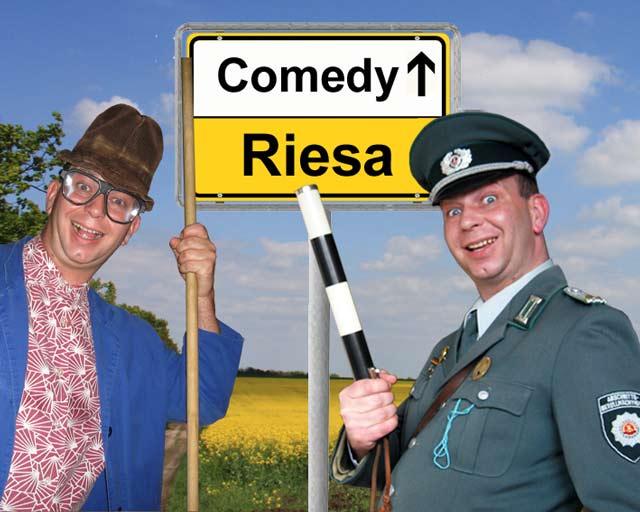 Comedy Künstler, Alleinunterhalter und Komiker in Riesa