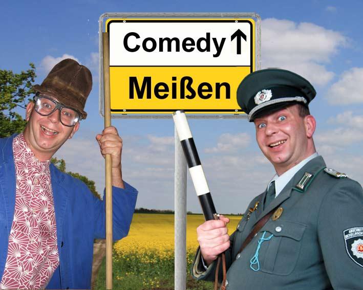 Comedy-Alleinunterhalter und Komiker in Meißen