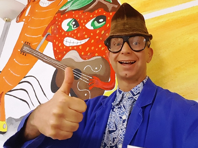 Comedy-Einlage zum 60. Geburtstag in Röblingen
