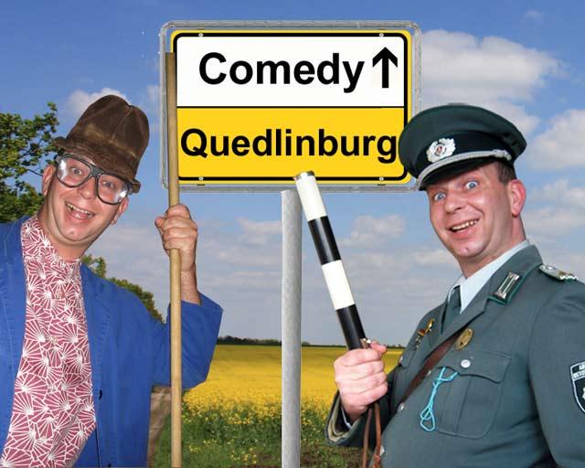 Alleinunterhalter und Komiker in Quedlinburg