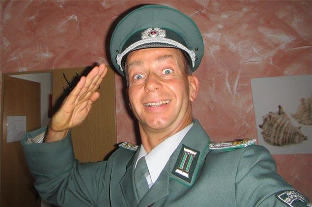 Comedy-Show-Einlage zum 60. Geburtstag im Erzgebirge