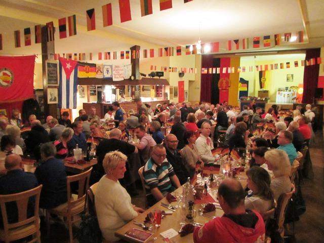 DDR Dinnershow Seid Bereit bei Leipzig