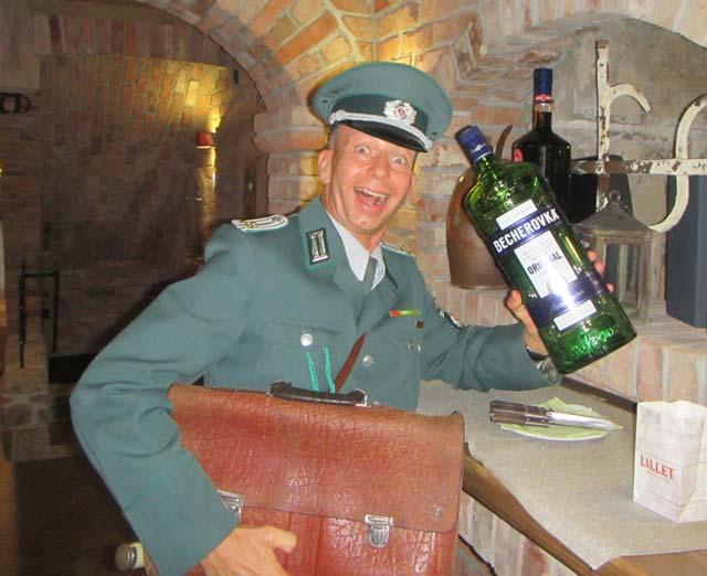 Komiker und Alleinunterhalter mit Comedy-Show zum 60. Geburtstag in Gera