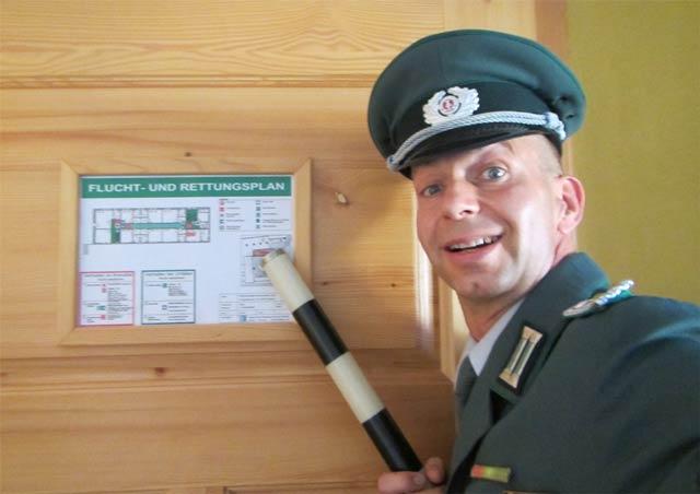 DDR Comedy-Show als Geburtstagseinlage zum 60. Geburtstag