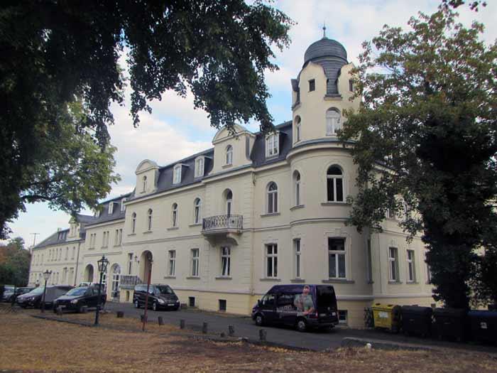 Hochzeit im Schloss Teutschenthal