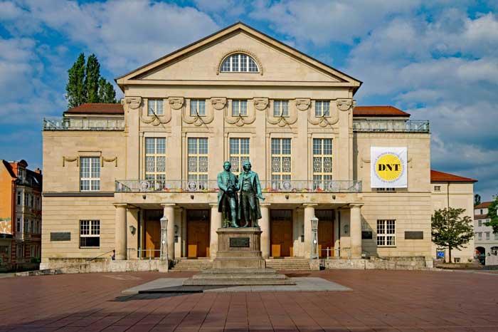 Komiker und Comedy Alleinunterhalter in Weimar