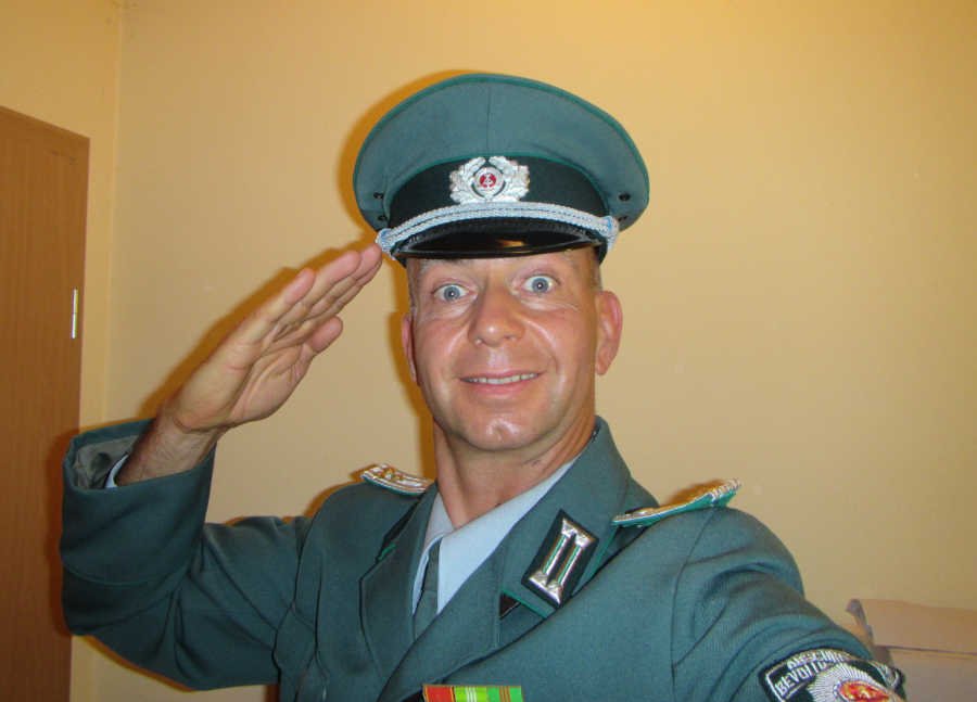 DDR Komiker und Alleinunterhalter in Werder bei Potsdam