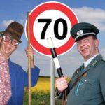 Geburtstagseinlagen und Unterhaltung zum 70. Geburtstag